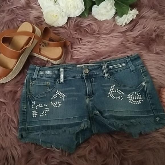 blingbling Pants - Babe Short shorts